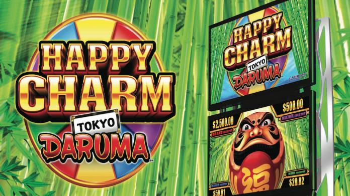 Aruze Gaming, Happy Charm Tokyo Daruma, Happy Charm Tokyo Kitty, Japan