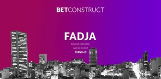 BetConstruct is heading to Colombia, the first liberalised market of Latin America, to take part in FADJA on April 10-11 .