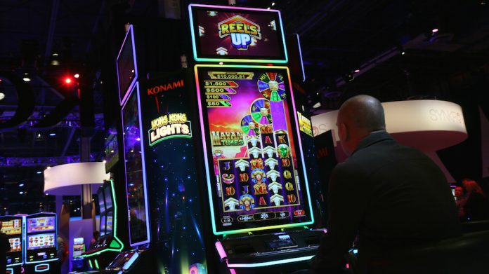 KX 43, Slot Machine, New releases, Konami, Initial Launch Properties