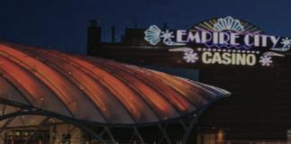 MGM, Empire City, casino, new york,