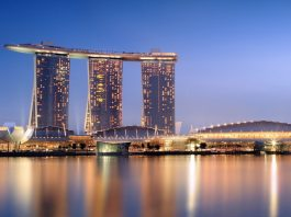 Marina Bay Sands, employ, new workers, casino, resorts