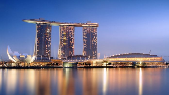 Marina Bay Sands, employ, new workers, casino, resorts