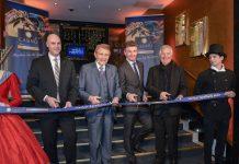 Merkur Spielbank, Gauselmann Group, officially, opened