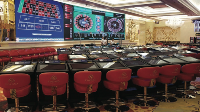 Novomatic, supplier, Vietnam, Corona, Casino