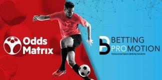 Odds Matrix & Betting Promotion