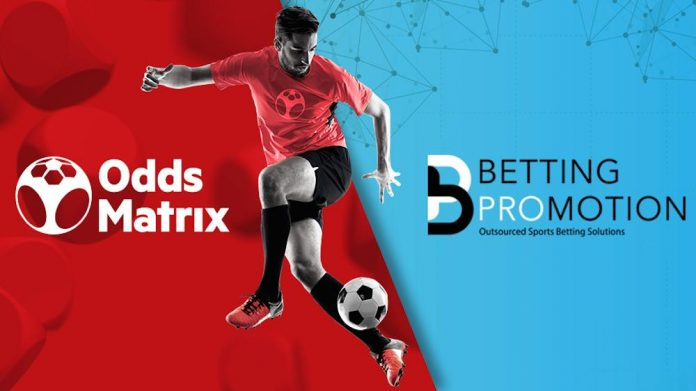 Odds Matrix & Betting Promotion