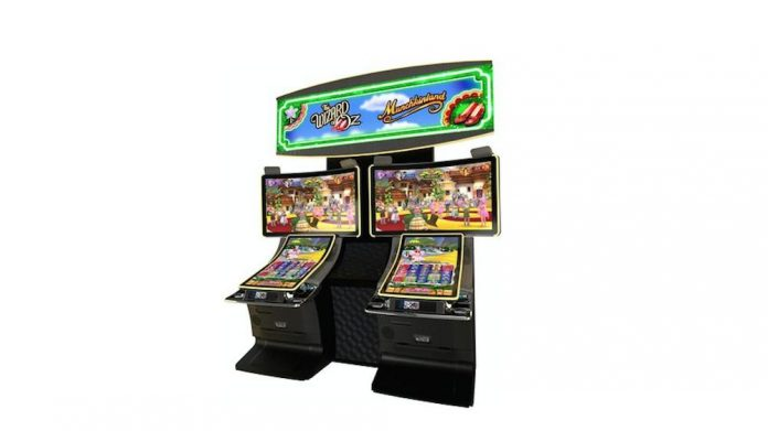Scientific Games, MUNCHKINLAND, WIZARD OF OZ, new releases, slot