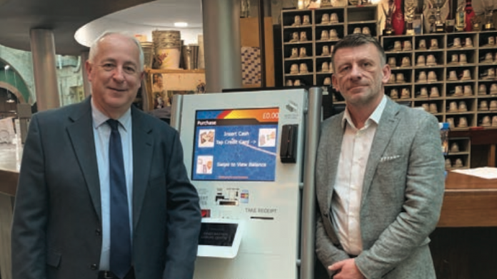 Suzohapp, Ideal, Cashless, POS, King Bastion, Gibraltar