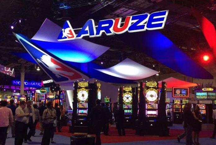 Aruze Gaming Partnership Techno Gamin