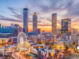Atlanta Georgia Peach State