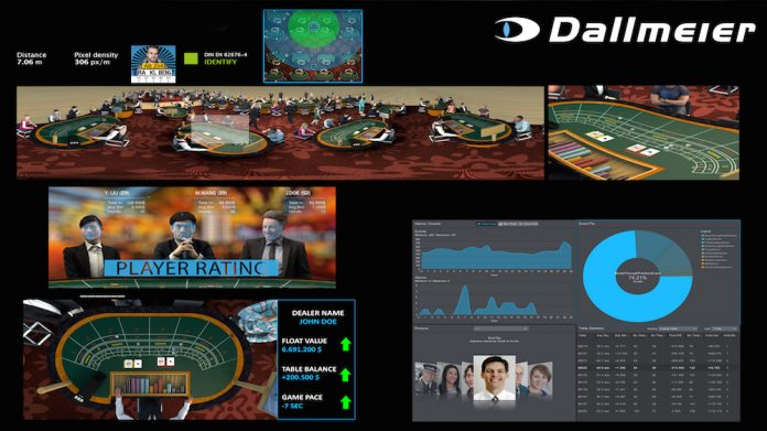 Dallmeier, sponsors, European Dealer Championship, video technology, AI, virtual assistant dealers