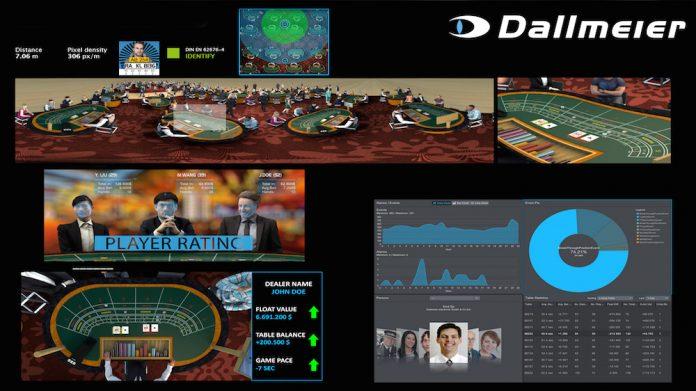 Dallmeier, sponsors, European Dealer Championship, video technology, AI, virtual assistant dealers