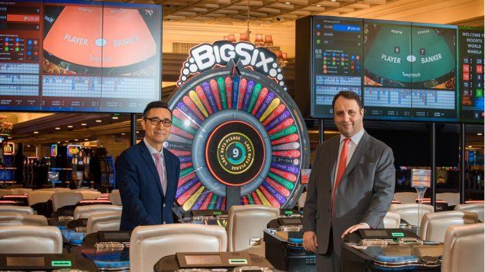 Interblock BigSix Spin