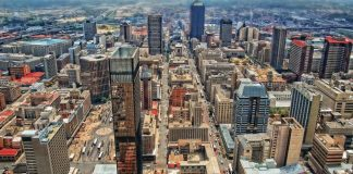South Africa, city,
