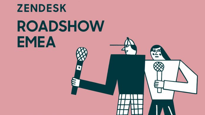 Zendesk Presents - EMEA Roadshow