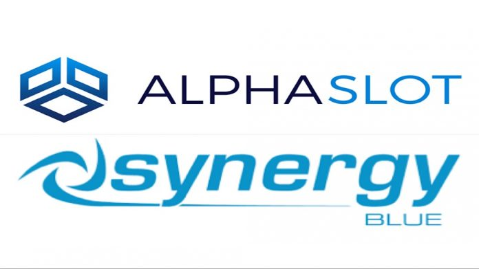 ALPHASLOT SYNERGY BLUE