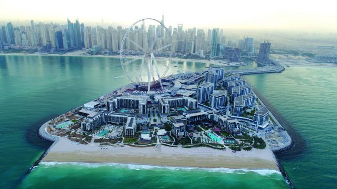 Caesars Dubai award