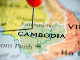 Cambodia,Pin,Map,Donaco International,Star Vegas Resort