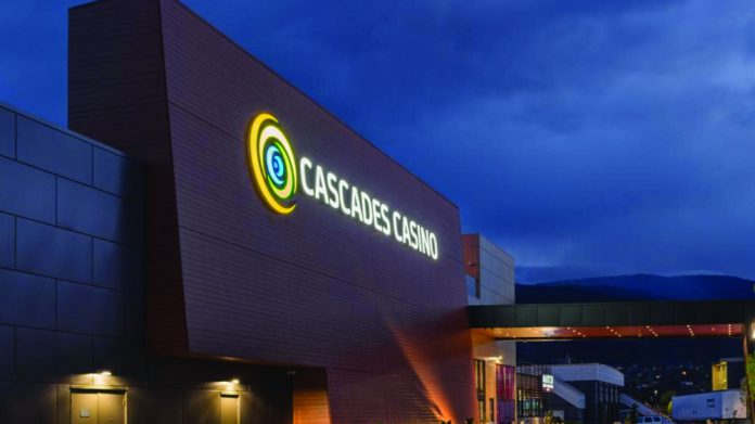 Cascades Casino Development