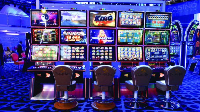 Casino Technology Ez Modulo
