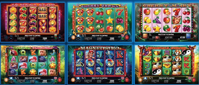 Casino Technology screenshot