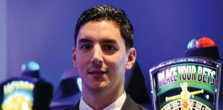 Gamesman Sergio Catano