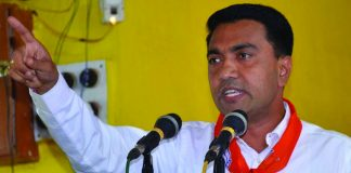 Goa Pramod Sawant India Chief Minister