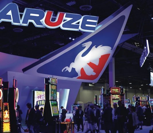 aruze gaming finance