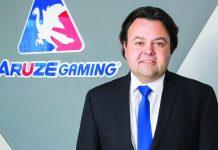 Aruze Gaming Africa General ManagerRiaan Swart