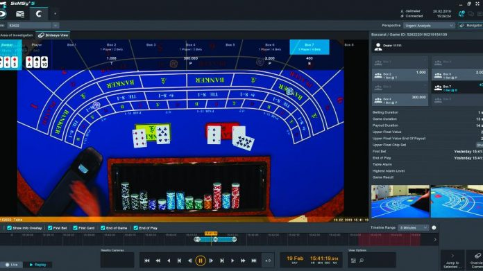 Dallmeier SeMSy Casino operating system