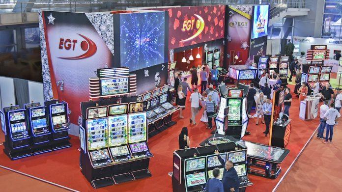 EGT Belgrade Future Gaming innovation