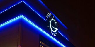 Grosvenor Casino Women Rank Group