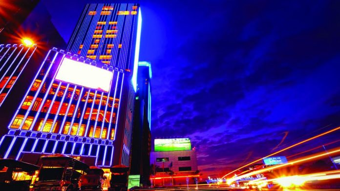 Nagaworld casino Cambodia Chinese Tourist