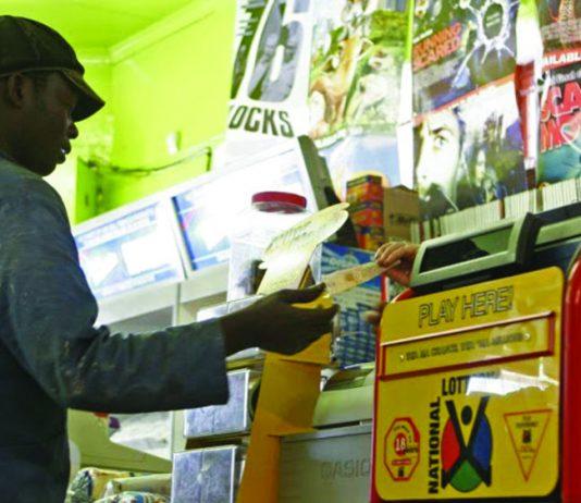 Tsogo Sun lotto battle Ithuba