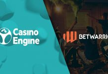 casinoengine betwarrior