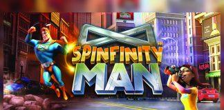 Betsoft Gaming Spinfinity Man