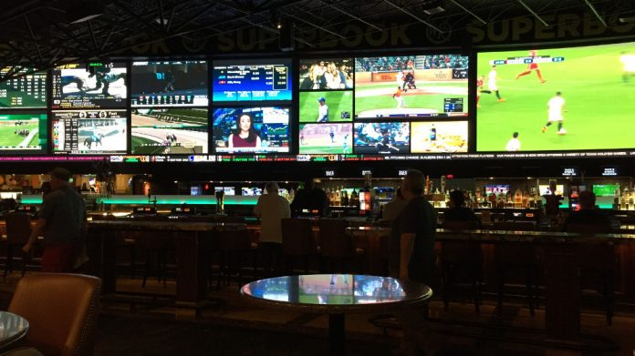 Sports Betting legalisation Casino boost