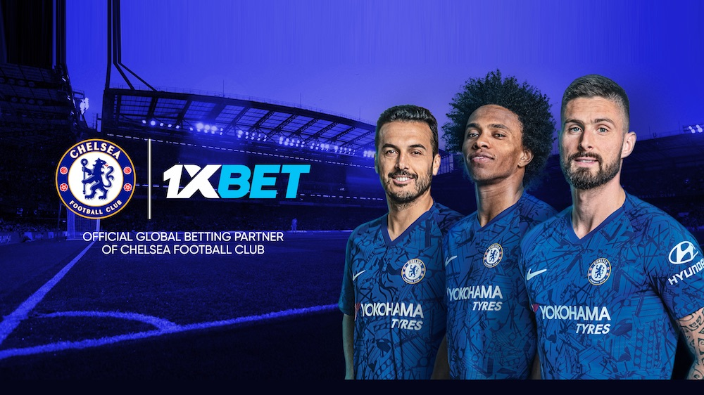 Chelsea Football Club Teams Up With 1xbet Casino Review