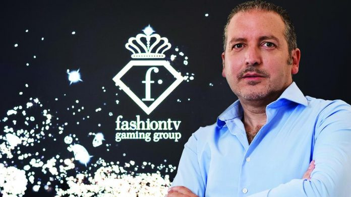 Gianfranco Scordato FashionTV Gaming Group