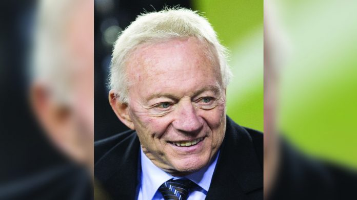 Jerry Jones deal with Cherokee Nation Business