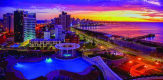 Punta del Este casino resort Uruguay