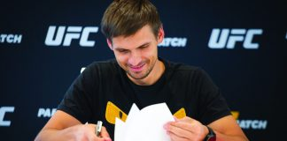 Sergey Portnov CEO Parimatch signing UFC deal 2018