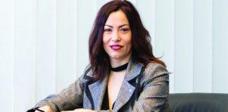 Sonya VP International Sales Nikolova Novomatic