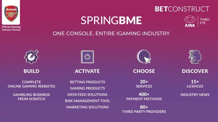 SpringBME iGB Live