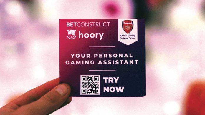 Betconstruct Hoory hands-free