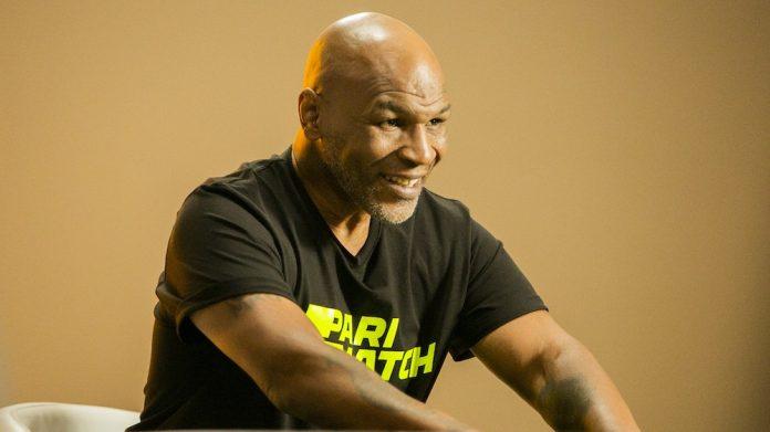 Parimatch Mike Tyson