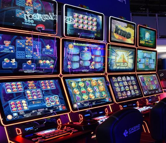 casino technology romania