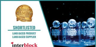 interblock g2e award