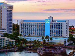 Caribe Hilton refurbushment