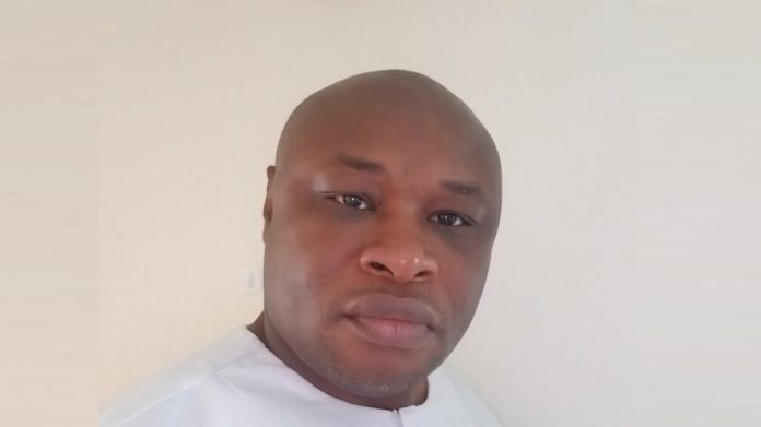 Colin Udoh Nigeria ICE Africa